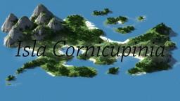 Isla Cornicupinia Minecraft Map & Project