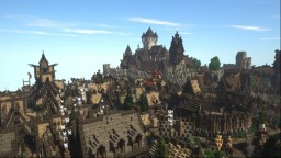 Klipstead - Nordic Medieval Town Minecraft Map & Project
