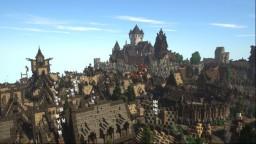 Klipstead - Nordic Medieval Town Minecraft