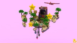 Jungle Arcade Lobby Minecraft Map & Project