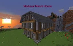 Medieval Manor House Minecraft Map & Project