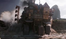 Mortal Engines Little Project build Minecraft Map & Project