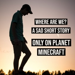 Where are we? Minecraft Blog