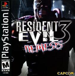 Resident Evil 3 : Nemesis Minecraft Map & Project