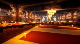 Warship Dining Room Minecraft Map & Project