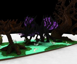 Swamp Dragon Minecraft Map & Project