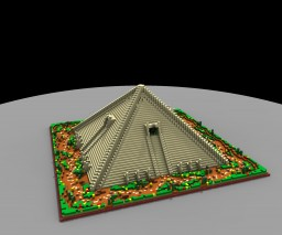 Pyramid [KOTH] Minecraft Map & Project