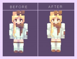 Skin Tutorial #1 - Color Tinting Minecraft Blog Post
