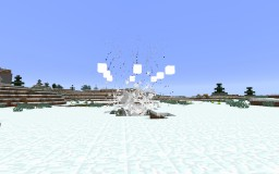 1.13 Datapack: Explosive Spectral Arrows Minecraft Mod