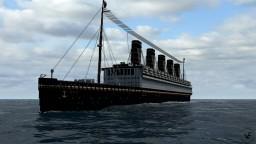 SS Tsar Simeon Veliki Minecraft