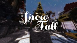 Snowfall | A Winter and Christmas Pack (with Snow mod) Minecraft Texture Pack