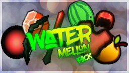 Watermelon 128x PvP/UHC Texture Pack Release! 🍉🔥 Minecraft Texture Pack