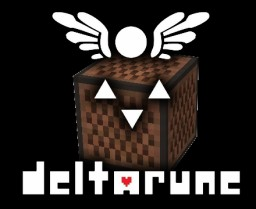 DELTARUNE - Battle(Rude Buster)/UNDERTALE2(Minecraft noteblock cover & tutorial) Minecraft Map & Project