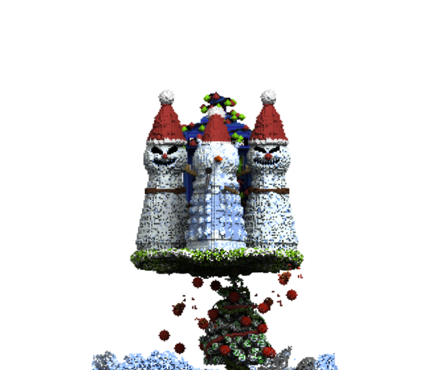 Popular Server Project : Doctor Who Christmas plot