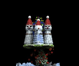 Doctor Who Christmas plot Minecraft