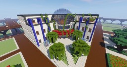 Shopping Mall Minecraft Map & Project