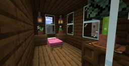 Snapshot survival world house Minecraft Map & Project