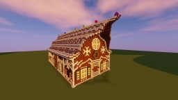 Gingerfluff House Minecraft Map & Project