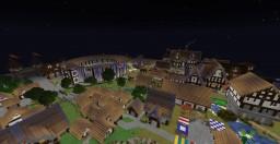 Medieval Spanish Town Minecraft