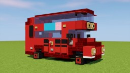 AEC Routemaster Minecraft Map & Project