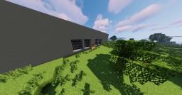 Minecraft swimming pool + sport hall Minecraft Map & Project