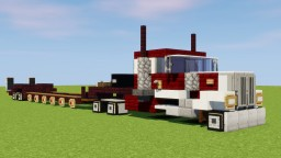 Kenworth Heavy Haul Truck Minecraft