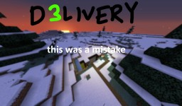 d3livery Minecraft Map & Project