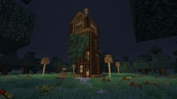 Casa Del Arbol Minecraft