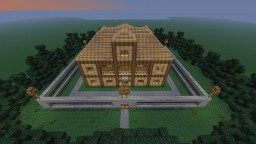 Mansión del bosque Minecraft Map & Project