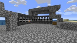 My First Super Smelter Minecraft Map & Project
