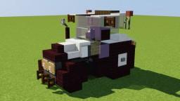 Valtra Tractor Minecraft