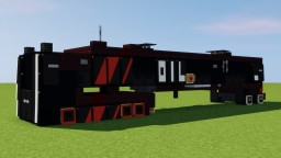 Futuristic Audi Oil Tanker Minecraft Map & Project