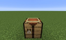 Autocrafting Table Datapack Minecraft Data Pack