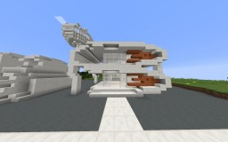 Future House Minecraft Map & Project