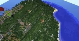 Welcome to the Dreamland/Добро пожаловать в Дримляндию Minecraft Map & Project
