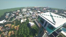NEXCity 1.0 Minecraft Map & Project