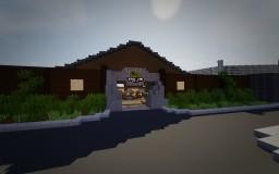 Jurassic Land: FurnaceBurn Minecraft Map & Project