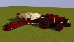 Autonomous Case IH Tractor Minecraft