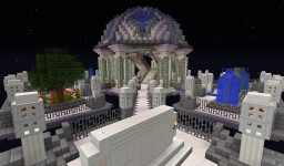 Simple server spawn 'Lantea' [Free to use] Minecraft Map & Project