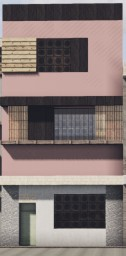 9 Komondomachi 10, Komondomachi, Hakata Ward, Fukuoka,  Japan Minecraft Map & Project