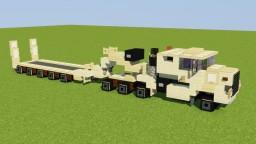Oshkosh Military Truck Minecraft