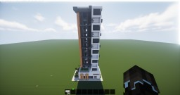 Modern Apartmen 1  - Siricraft Project Minecraft Map & Project