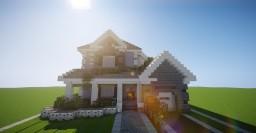 "Suburban house ""Primrose"" Minecraft Map & Project"