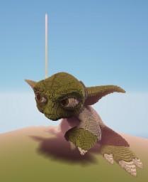 Master Yoda Minecraft
