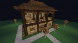 House by: polar14 Minecraft Map & Project