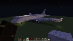 Jet with fun features (read description) Minecraft Map & Project