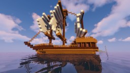 Trade Ship Minecraft Map & Project