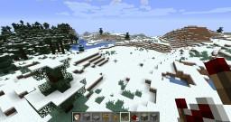 WinterLand Minecraft Map & Project