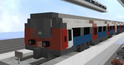 Transport for London Trains in Minecraft Minecraft