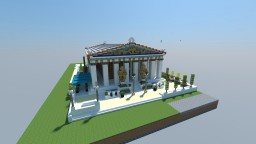 AC Oydssey Parthenon Minecraft Map & Project